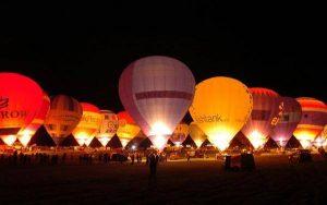 Bristol International Balloon Fiesta Night Glow 2018 @ Bristol